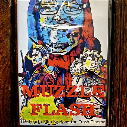 MUZZLE FLASH - DVD (Still Sealed)