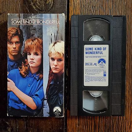 SOME KIND OF WONDERFUL - VHS