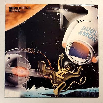 AMON DÜÜL II : Hijack - Vinyl LP