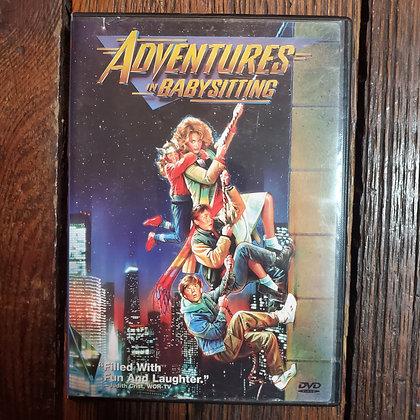 ADVENTURES IN BABYSITTING - DVD