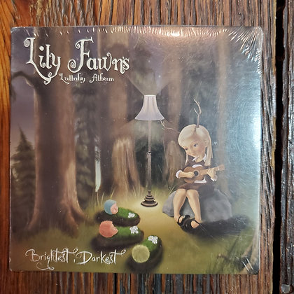 LILY FAWN's Lullaby Album - CD