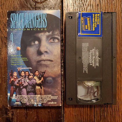 SPACE RANGERS CHRONICLES 2 - VHS