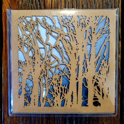LINDER / RAGE - CD (Laser Cut / Ltd. 30 copies)