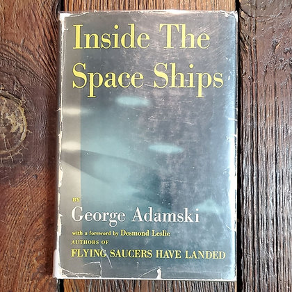 Adamski, George - INSIDE THE SPACE SHIPS