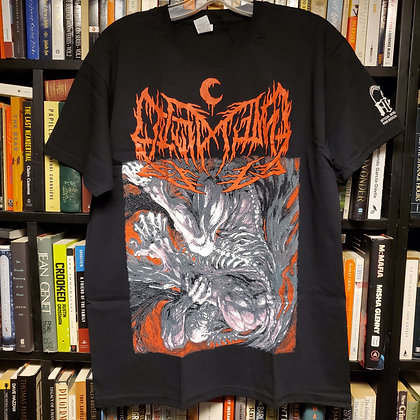 LEVIATHAN : Massive Conspiracy Against All Life - (NEW) Shirt Size Medium