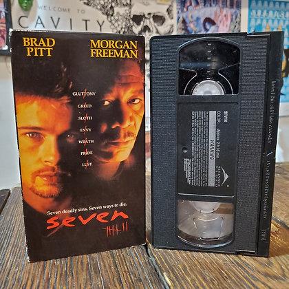 SEVEN - VHS