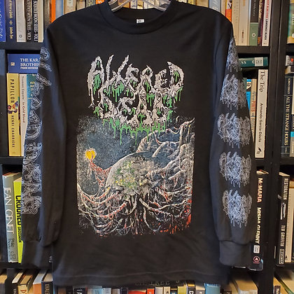 ALTERED DEAD - Small Longsleeve SUPPORT LOCAL DEATH METAL