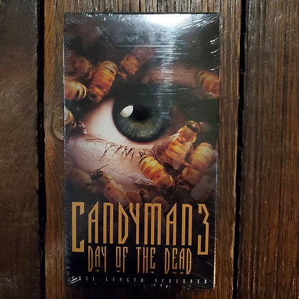 CANDYMAN 3 Day of the Dead -  VHS (still sealed!)