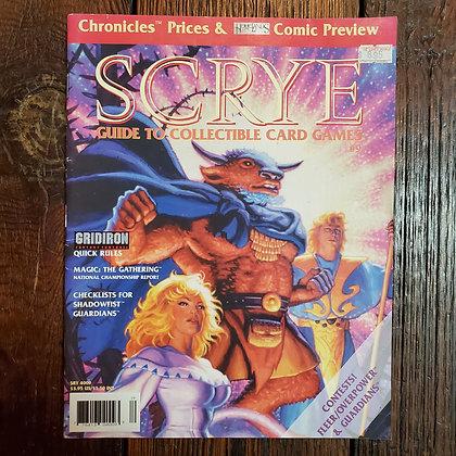 SCRYE Magazine (#9 - 1995)