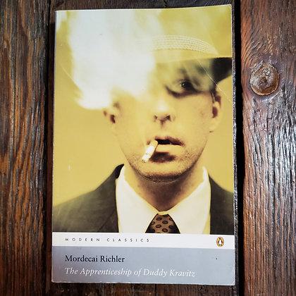Richler, Mordecai : THE APPRENTICESHIP OF DUDDY KRAVITZ - Softcover Book