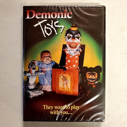 DEMONIC TOYS - DVD