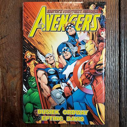 AVENGERS ASSEMBLE VOL.4 Hardcover