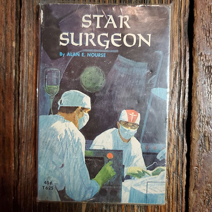 Nourse, Alan E : STAR SURGEON - Vintage Paperback