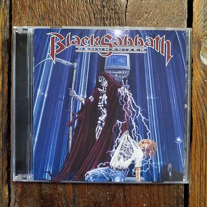 BLACK SABBATH : Dehumanizer - CD