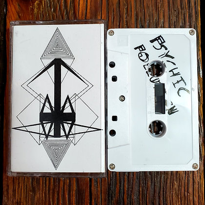 PSYCHIC POLLUTION : Seance - Cassette Tape