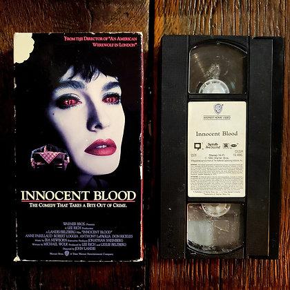 INNOCENT BLOOD - VHS