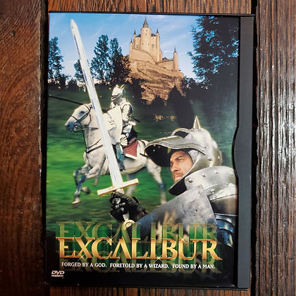 EXCALIBUR - DVD