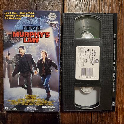 MURPHYS LAW - VHS