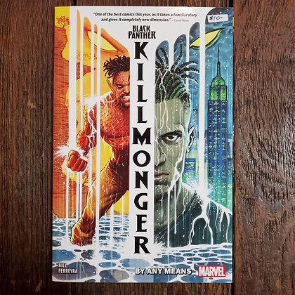 BLACK PANTHER : Killmonger By Any Means - Graphic Novel