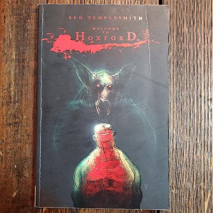 WELCOME TO HOXFORD Graphic Novel - Ben Templesmith