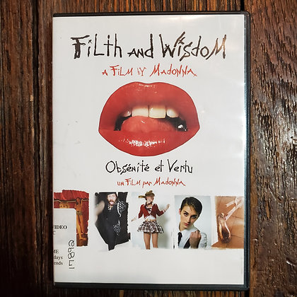Filth & Wisdom A Film by MADONNA
