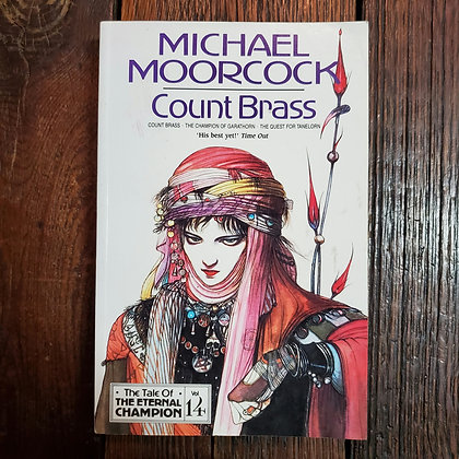Moorcock, Michael : COUNT BRASS - Softcover Book