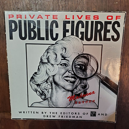 PRIVATE LIVES OF PUBLIC FIGURES 1993