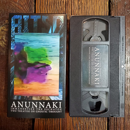 ANUNNAKI // AITSO - 2020 Pro VHS Tape - Limited to 50 Copies