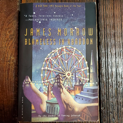 Marrow, James - BLAMELESS IN ABADDON (Softcover)