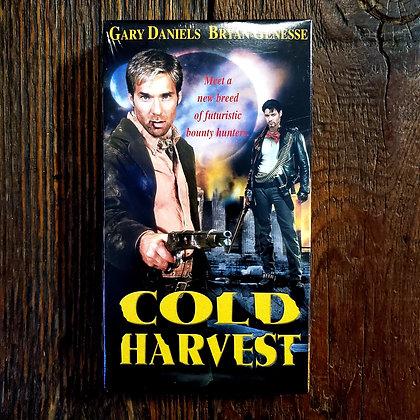 COLD HARVEST - Sealed VHS (Rare Screening Copy)