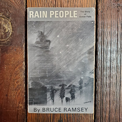 Ramsey, Bruce - RAIN PEOPLE