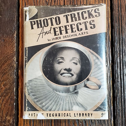 Photo Tricks And Effects Small Hardcover