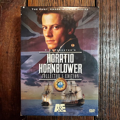 HORATIO HORNBLOWER Collectors Edition - 8 DVD Box Set