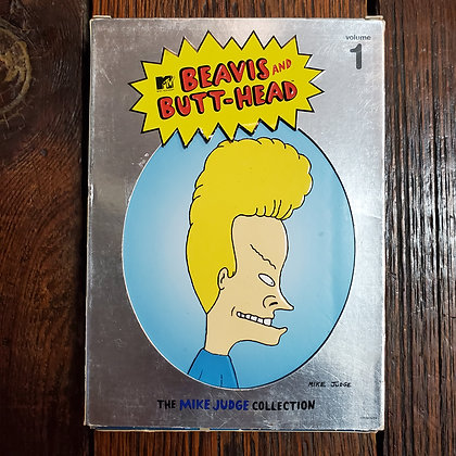 BEAVIS AND BUTTHEAD - DVD Volume 1