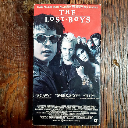 THE LOST BOYS - VHS
