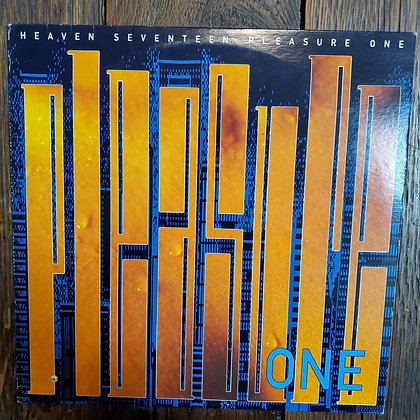 HEAVEN 17 : Pleasure One - Vinyl LP