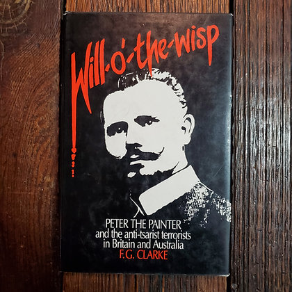 WILL O THE WISP F.G. Clarke Hardcover