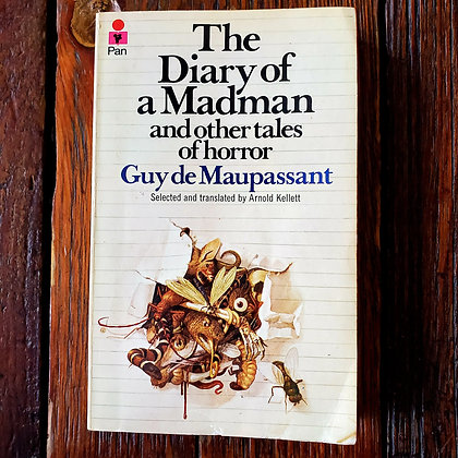 Maupassant, Guy De : THE DIARY OF A MADMAN - Paperback