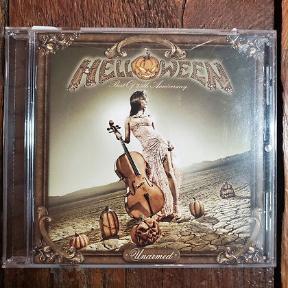 HELLOWEEN : Unarmed : Best of 25th Anniversary - CD