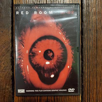 RED ROOM - Rare Daisuke Yamanouchi DVD
