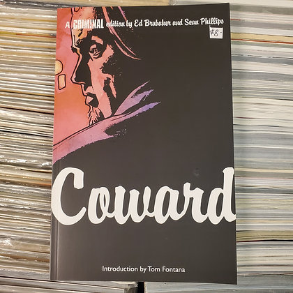COWARD Ed Brubaker & Sean Phillips