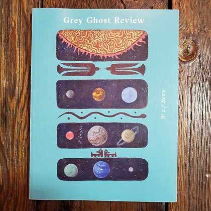 GREY GHOST REVIEW No. 2 - Softcover Book