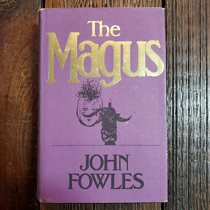 Fowles, John : THE MAGUS - Hardcover Book