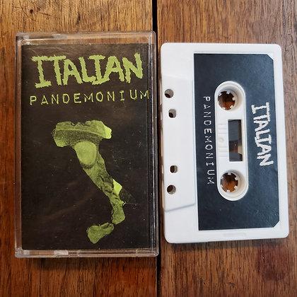 ITALIAN Pandemonium - Punk Compilation Tape