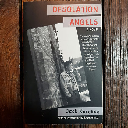 Kerouac, Jack : DESOLATION ANGELS - Softcover