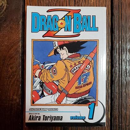 DRAGON BALL Z : Akira Toriyama - Volume 1