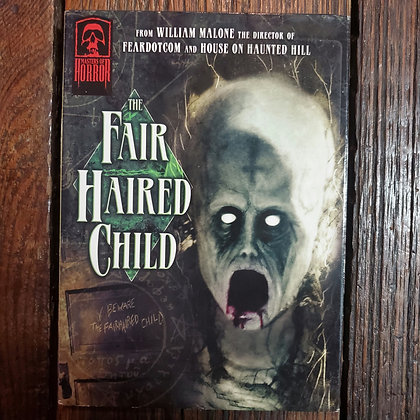 THE FAIR HAIRED CHILD - DVD