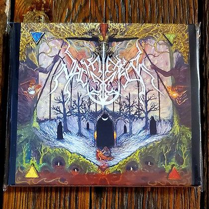 Nachtterror : Judgement - CD [NEW! Hypnotic Dirge Records]