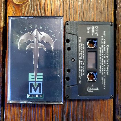 QUEENSRYCHE : Empire - Cassette Tape