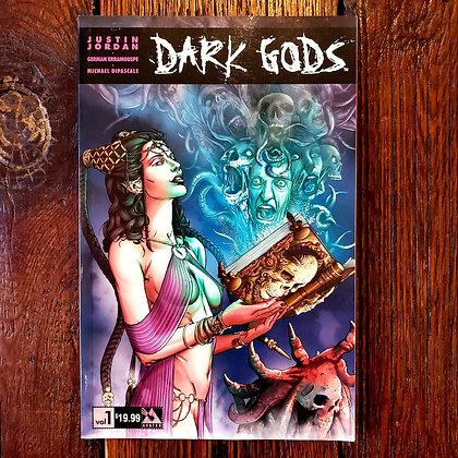 DARK GODS Vol.1 - AVATAR Graphic Novel